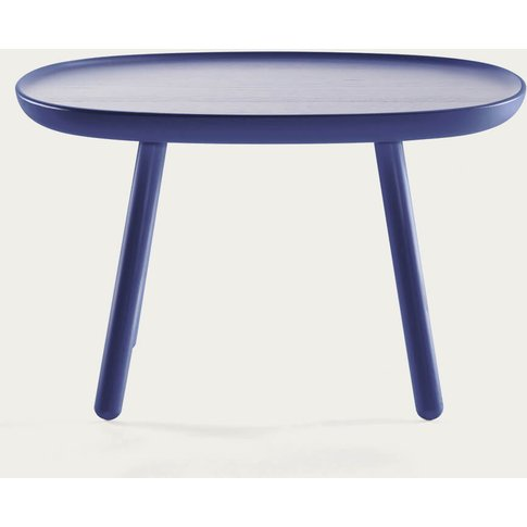 Blue Naive Side Tables