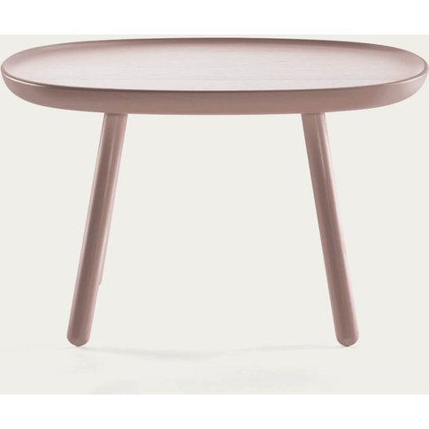 Dusty Pink Naive Side Tables