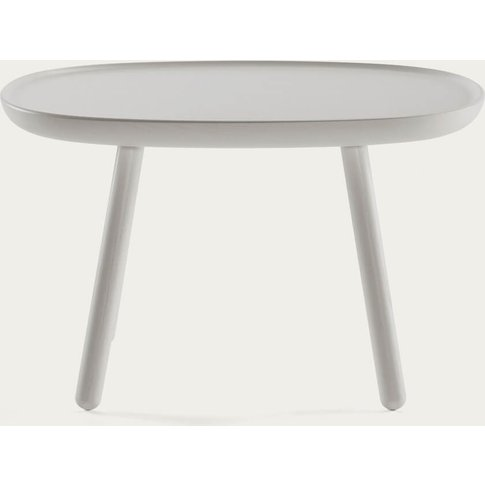 Grey Naive Side Tables