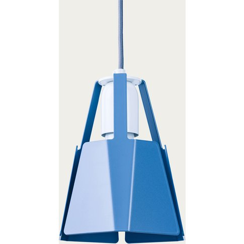 Pigeon-Blue Beat 16/19p Ceiling Lamp