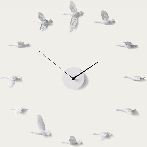 Migrantbird Clock In O Formation