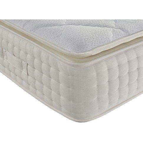 William Night Latex Pillow Top 5000 Mattress - Small...