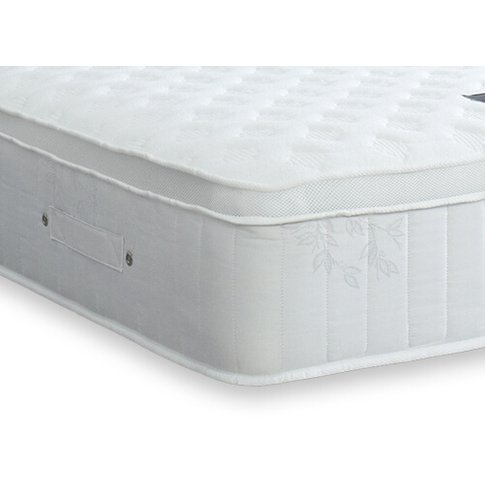 Crown Pillow Top Latex 1000 Mattress  - Small Double...