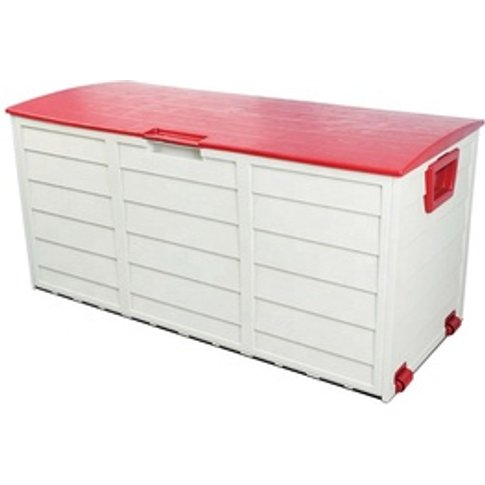 garden Outdoor Shed Box Case Container New plastic o...