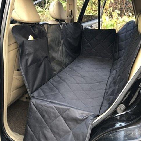 High Quality Portable Waterproof Pet Car Hammock Wit...