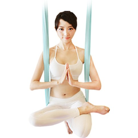 nylon yoga swing Aerial Yoga Fitness Hammock aerial ...
