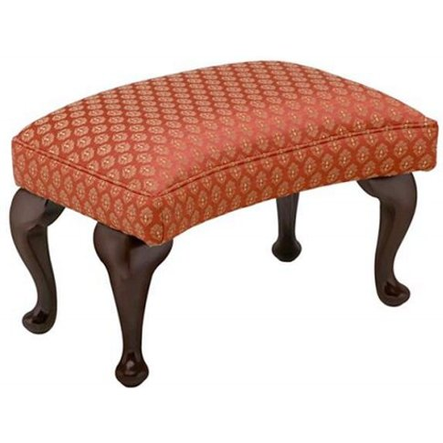 Loretta Upholstered Decorative Stool
