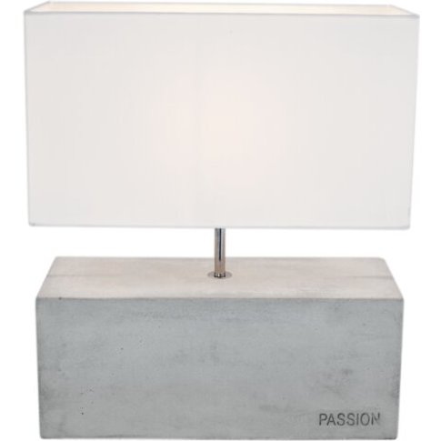 Passion 42cm Table Lamp