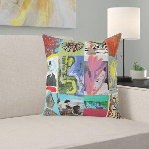 Hermes Unique 100% Cotton Cushion Cover