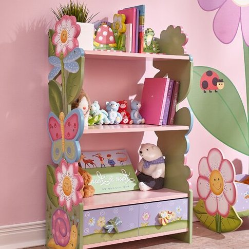 Conti Children's 96.52cm Bookcase