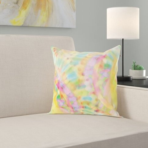 Summer Garden Cushion Cover