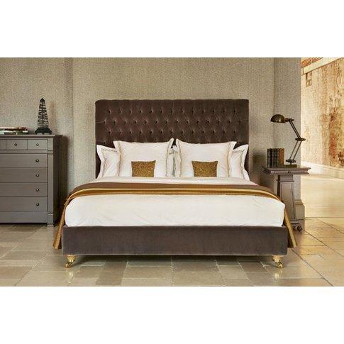 Emilia Grand Bed - Super King 180 X 200cm - 6ft