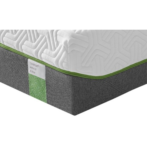 Tempur Hybrid Elite Mattress - Long Single 90 X 200c...