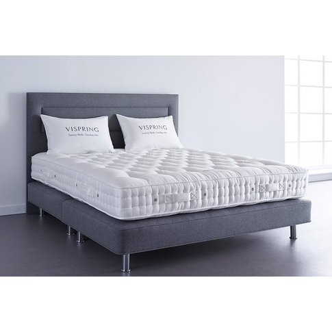 Vispring Elite Mattress And Divan Set - Super King 1...