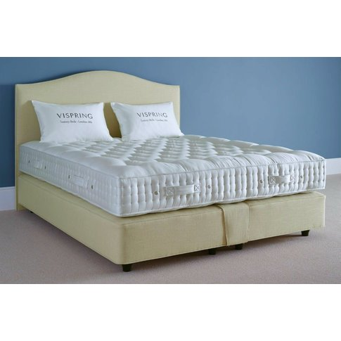 Vispring Victory Mattress And Divan Set - Single 90 ...