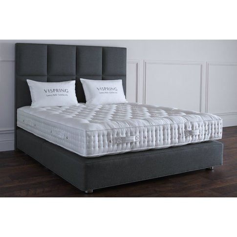 Vispring Kingsbridge Mattress And Divan Set - Double...