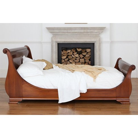 Manoir Bed - Double 135 X 190cm - 4ft 6inches