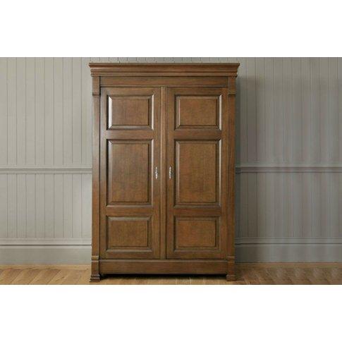 Manoir Wardrobe - 2 Door