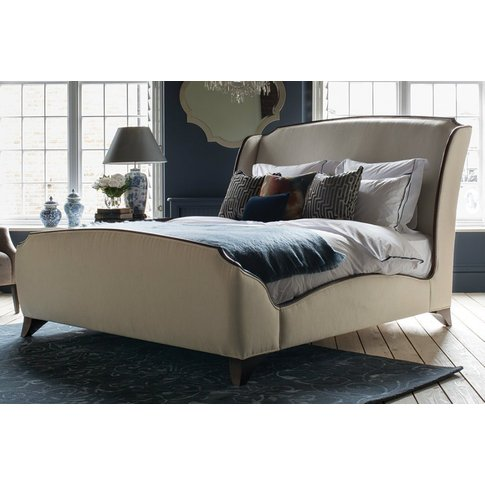 Mayfair Upholstered Bed - Large Emperor 217 X 215cm ...