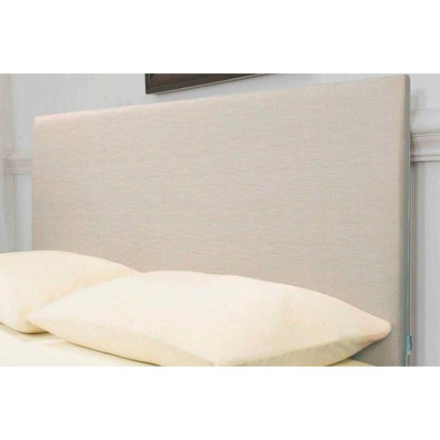 Tempur Ardennes Plain Headboard - Double 135cm Headb...
