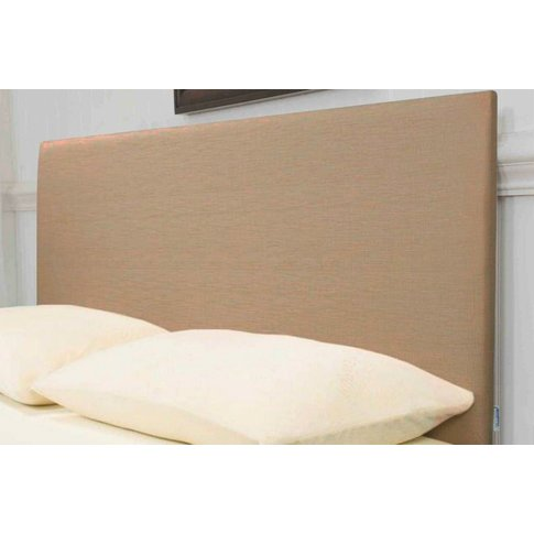 Tempur Ardennes Plain Headboard - Single 90cm Headbo...