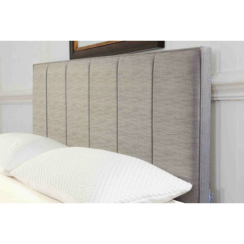 Tempur Ardennes Profiled Headboard - Double 135cm He...