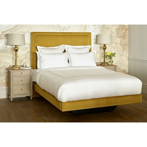 Boston Upholstered Bed - Super King 180 X 200cm - 6ft