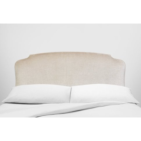 Vispring Eccleston Headboard - Small Super King 167cm Headboard Height - 68cm