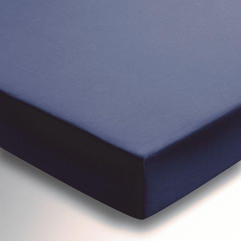 Dkny Egyptian Cotton Plain Dye Single Fitted Sheet, ...