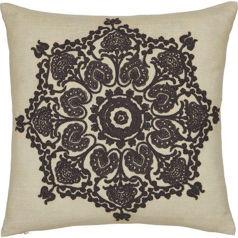 William Morris Bullerswood Cushion 40cm X 40cm, Char...
