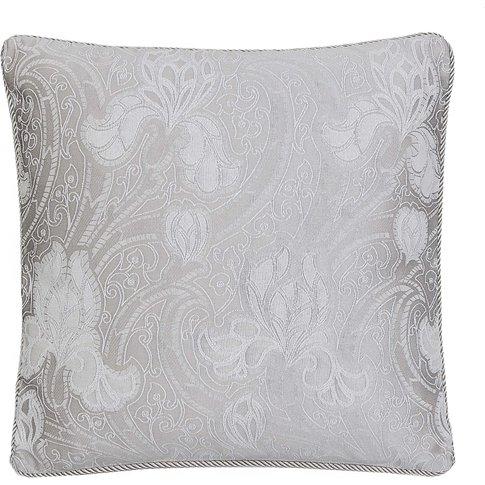 Sanderson Ashbee Cushion 40cm X 40cm, Platinum
