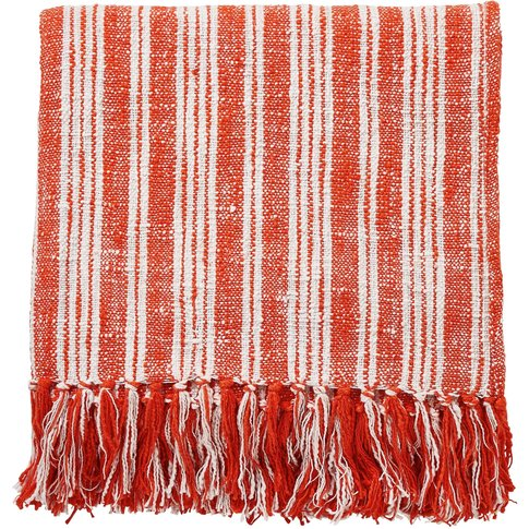 Scion Oxalis Woven Throw, Spice