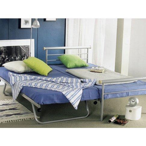 Serene Celine Metal Guest Bed (Frame Only)