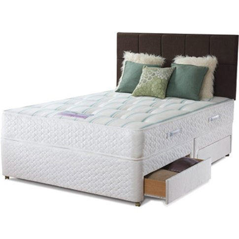 Sealy Pearl Ortho 5ft Kingsize Divan Bed