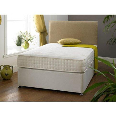 Shire Beds Active Aloe Vera 1000 Pocket Memory 6ft S...