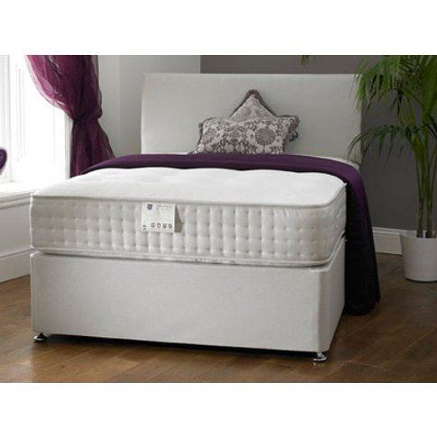Shire Beds Harrogate 1000 6ft Superking Divan Bed