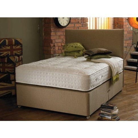 Shire Beds Eco Snug 5ft Kingsize Divan Bed