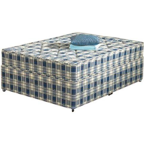Giltedge Beds York 5ft Kingsize Divan Bed