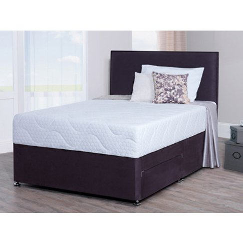 Giltedge Beds Aloe Vera 6ft Superking Divan Bed