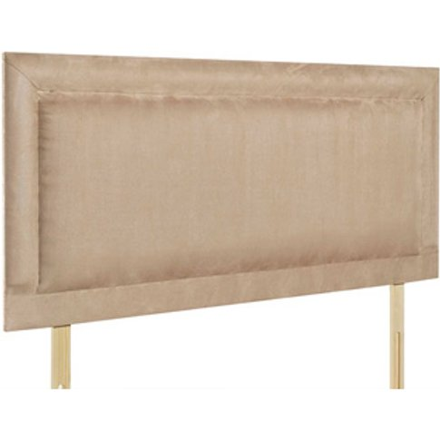Giltedge Beds Charlie 6ft Superking Fabric Headboard,On Struts
