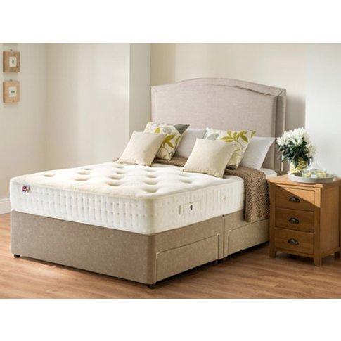 Rest Assured Harewood 4ft 6 Double Divan Bed