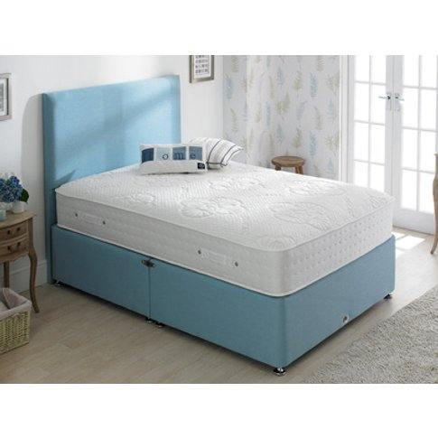 Shire Beds Eco Cosy 4ft Small Double Divan Bed