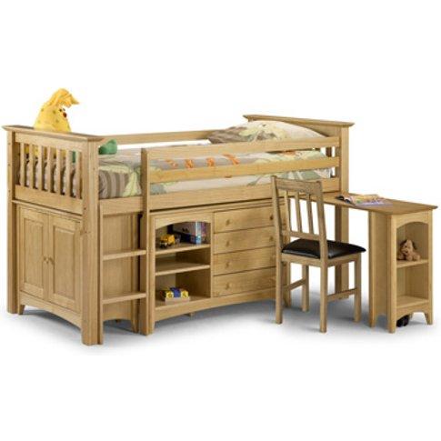Julian Bowen Barcelona Sleep Station