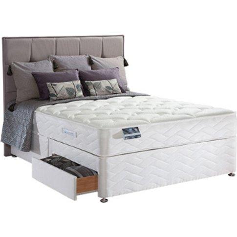 Sealy Pearl Latex Divan Bed