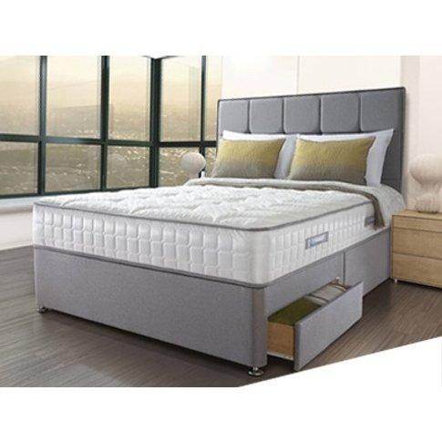 Sealy Jubilee Latex Divan Bed