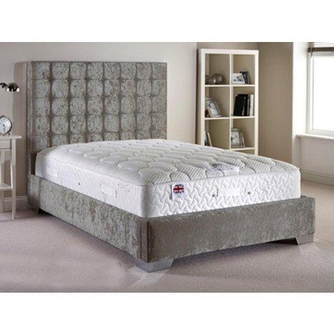 Aspire Furniture Copella 4ft Small Double Fabric Bed...