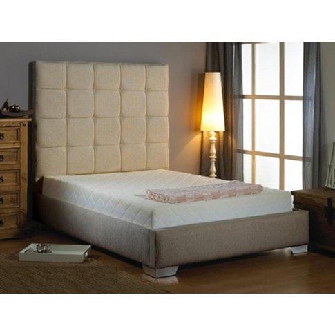 Aspire Furniture Mento Fabric Bedframe