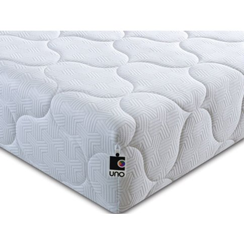 Breasley Uno Pocket 1000 Ortho 4ft 6 Double Mattress