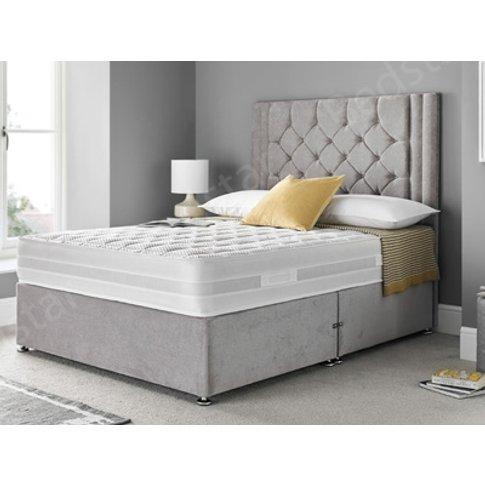 Giltedge Beds Enchantment 5ft Kingsize Divan Bed