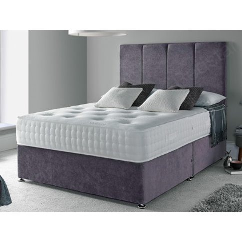 Giltedge Beds Wyton 2000 4ft Small Double Divan Bed